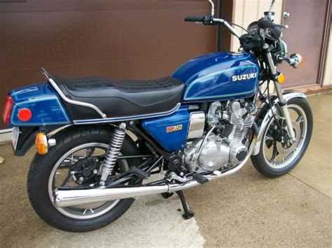 1979 Suzuki Gs850 1979 Suzuki Gs850 Unmolested Survivor In Excellent Condition