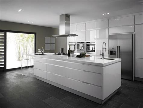 modern kitchen flooring 20 modern and contemporary kitchen ideas