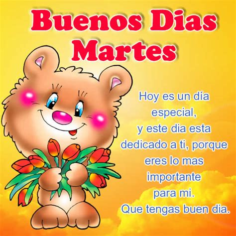 Imagenes Con Frases De Buenos Dias Hoy Es Lunes | frases de martes con buenos dias alos80 com