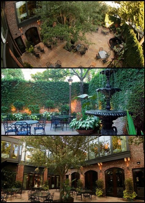 Courtyard   Brennan's of Houston Houston, TX Brennan's of