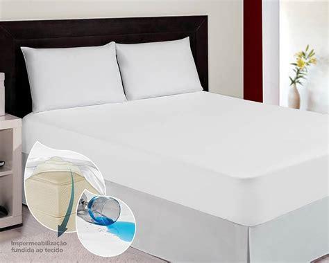 master comfort capa protetora de colchao impermeavel queen master comfort