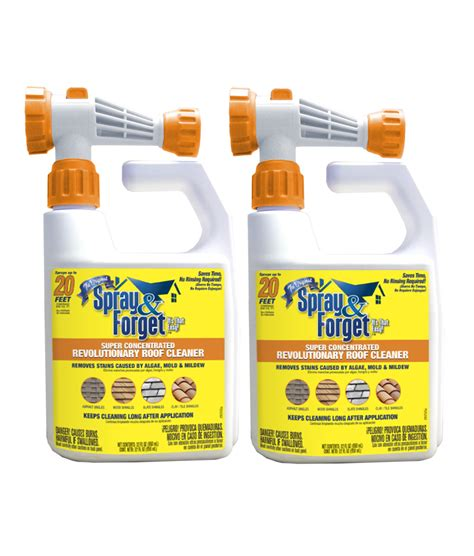 oz super concentrated  refillable roof  exterior