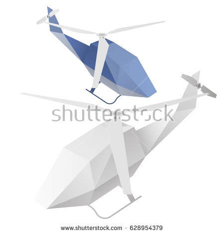 Origami Helicopter That Flies - paper helicopter stock images royalty free images