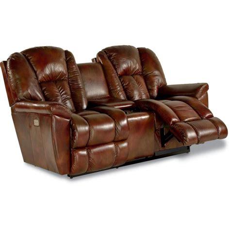 maverick leather sofa la z boy inc loveseats maverick powerreclinexrw full