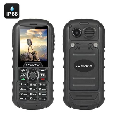 rugged cell phones wholesale huadoo h1 ip68 rugged cell phone from china