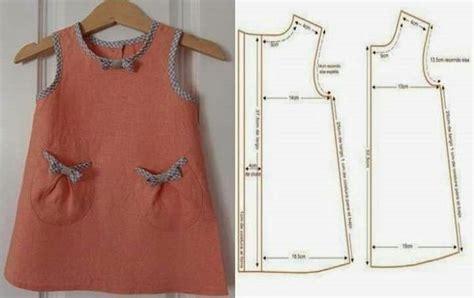 tutorial baju rajut anak pola baju anak diy clothes idea pinterest