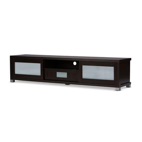 baxton studio unna 70 in tv cabinet baxton studio gerhardine dark brown wood 70 inch tv