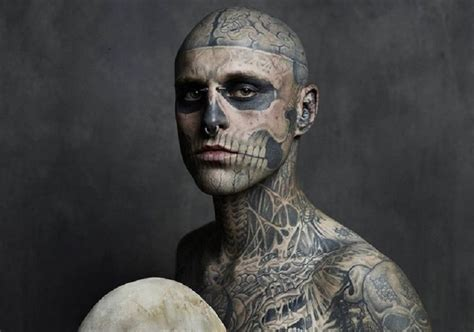 zombie tattoo guy 108 original ideas for that are epic