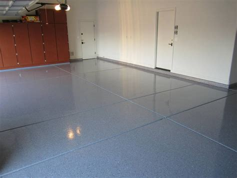 epoxy garage floor paint ideas cost grezu home