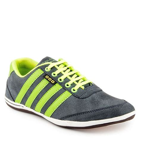golden sparrow green casual shoes price in india buy