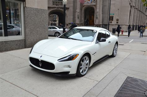 maserati granturismo 2012 2012 maserati granturismo s mc sportline stock m009 for