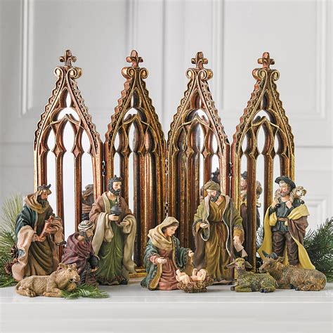 nativity set gump s