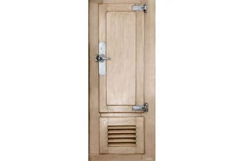 d 233 co de portes et murs en velours frigo de boucher