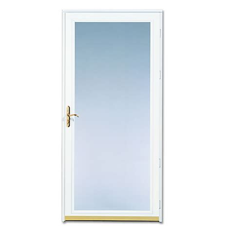 Pella Patio Doors Lowes Lowes Pella Patio Doors Lowes Shop Pella 450 Series 71 25 In Clear Glass White Wood Shop