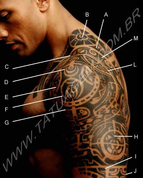 dwayne johnson tattoo pinterest 187 significado tatuagem the rockgood luck tattoo studiouma