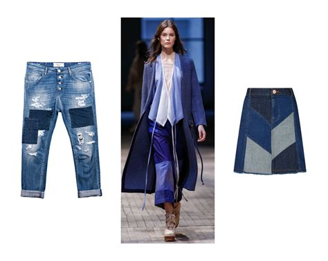 Patchwork Denim Trend - daily dose of denim