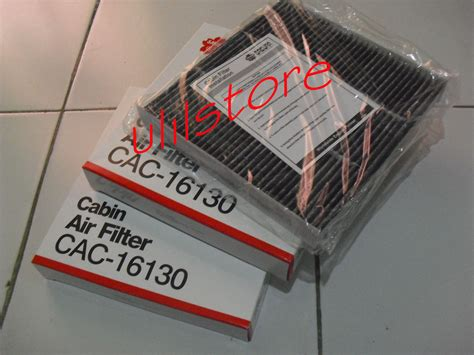 Cabin Filter Ac Slot Cover Honda Mobilio Brio Hrv Brv jual cac 16130 filter ac cabin honda mobilio brio new jazz city freed ulilstore