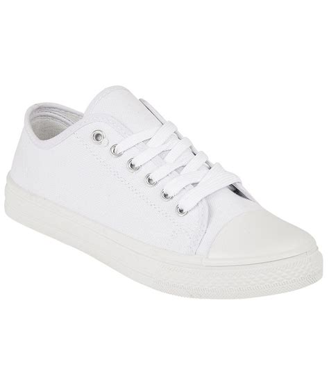 Shoes Casual Shoes White truffle collection white casual shoes price in india buy