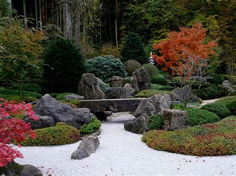 Zen Gardens Asian Garden Ideas 68 Images Interiorzine Japanese Rock Gardens