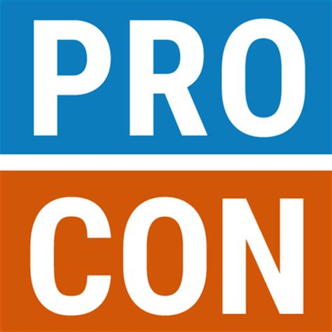 8 Pros And Cons On Getting Married At A Age by Procon Org Procon Org