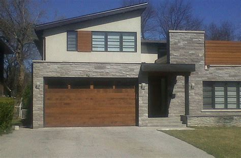 contemporary garage modern garage doors archives modern doors