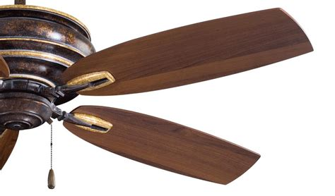 54 inch ceiling fan minka aire 54 inch mottled copper timeless ceiling fan