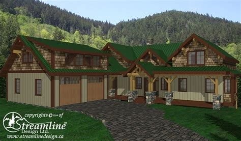 home design center salt spring island salt spring island timber frame house plan 4575sqft