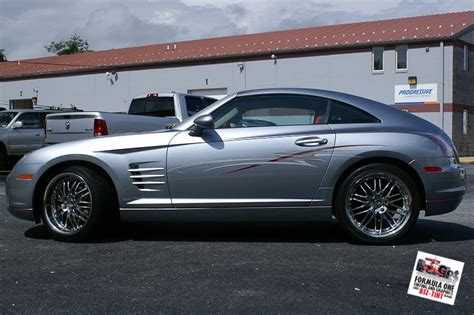 chrysler crossfire msrp 2005 chrysler crossfire information and photos zombiedrive
