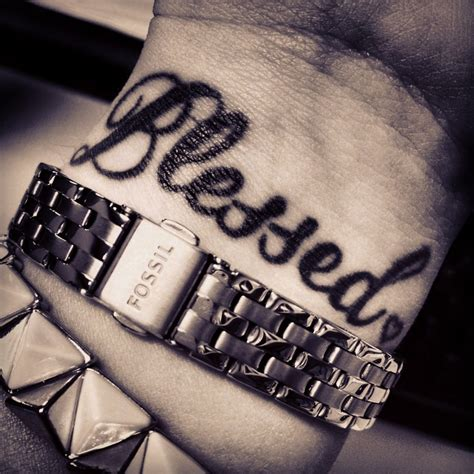 blessed wrist tattoos 36 best images about on hummingbird