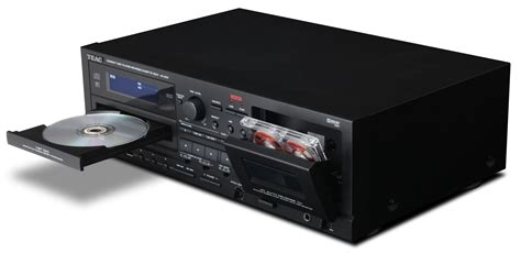 da cassetta a cd 3 machines in 1 teac ad 800 fm dxing