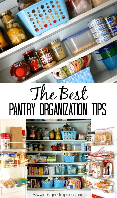 pantry organization tips our pantry makeover and top 5 pantry organization tips