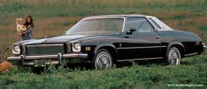 Buick Founder Buick Regal From 1973 To 2004