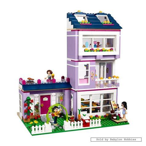 lego friends emma s house lego friends emma s house by lego 41095