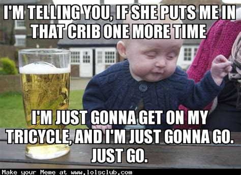 Drunk Kid Meme - drunk baby meme