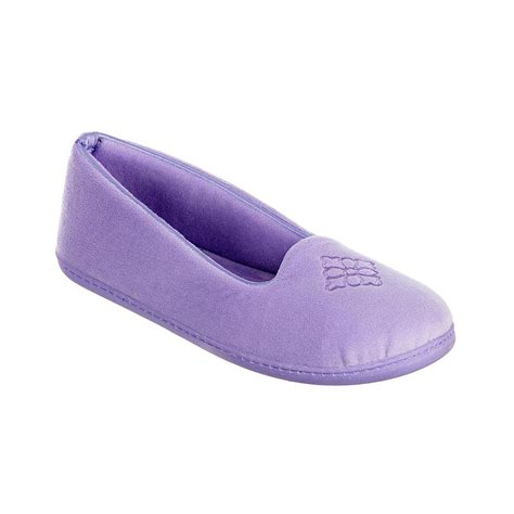 sears slippers for womens slippers find womens moccasins booties and scuffs