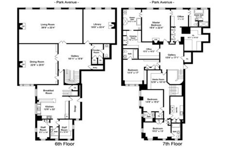floor plans of tv show houses famous houses floor plans