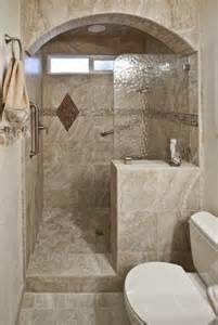 Bathroom Shower Designs Pictures Classic Bathroom Design Theme With Open Shower Idea And