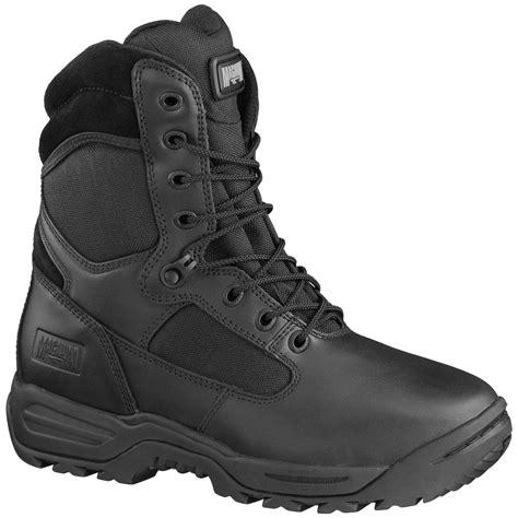 womens tactical boots s magnum 174 ii waterproof 8 quot boots black