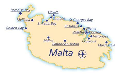 soggiornare a malta dove alloggiare a malta le migliori zone dove dormire