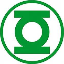 amazon com green lantern logo decal automotive