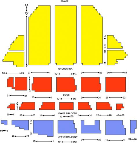 beacon theater seating chart beacon theatre tickets