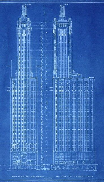 Chrysler Building Blueprint by 3d Building Blueprint Skyscraper Www Pixshark