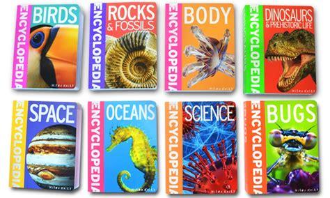 mini encyclopedia sea mini encyclopedia set groupon goods