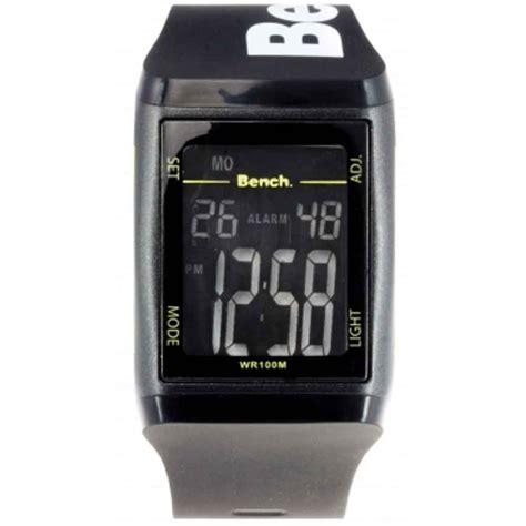 bench watch price bench watch black bc0385bk cheapest bc0385bk bench watch digital black uk