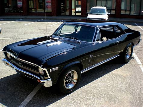 1969 Chevy Nova specs, pictures, interior