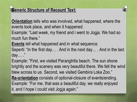 contoh recount text holiday in beach singkat 3 contoh recount text about holiday in the beach dan