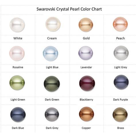 color pearl swarovski colors 3 strand swarovski pearls bracelet