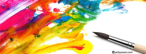paint colorful painting color brush strokes pickycovers