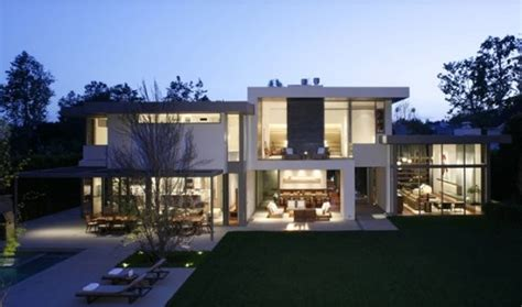Cool Houses by Contemporary California Cool House By Belzberg