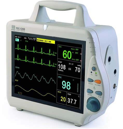 Patient Monitor Umec 10 mindray mec 1200 patient monitor manufacturer specifications